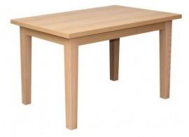 Jídelní stůl 120x80 - SR121, třešeň, hnědá