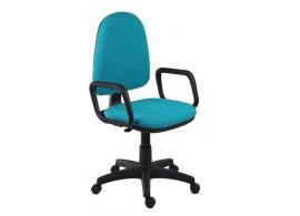 Dětská-studenstká polohovací židle na kolečkách Tara