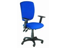Dětská-studenstká polohovací židle na kolečkách Matrix