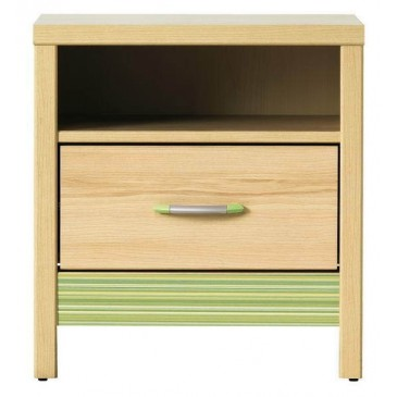 Noční stolek CD14 green