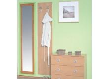 Zrcadlo Miki 17, olše