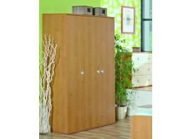 Šatní skříň třídveřová - trojdílná Miki 20, olše