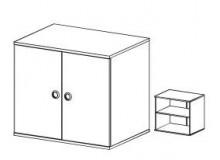 Nástavec na skříň Miki 22, olše
