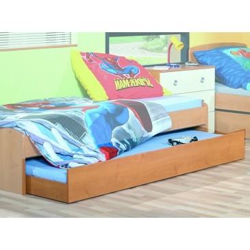 Přistýlka pod postel Miki 39, olše