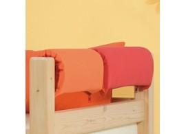 Textilní chránič na zábrany D218-OC, Domino