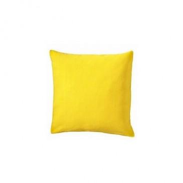 Textilní dětský polštářek H-114-115, žlutý