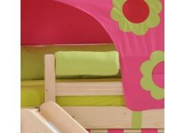 Textilní chránič na zábrany D218-RZ, DOMINO