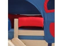 Textilní chránič na zábrany D218-TM, DOMINO