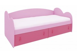 Dětská postel s úložným protorem 90x200 MIA-33