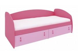 Dětská postel s úložným protorem 90x200 MIA-34
