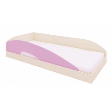 Horní postel se zábranou MIA-42 - levá