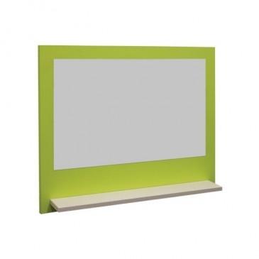 Tabule na stěnu CR111, zelená-bílá