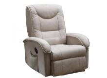 Relaxační a masažní křeslo IAK40, béžová