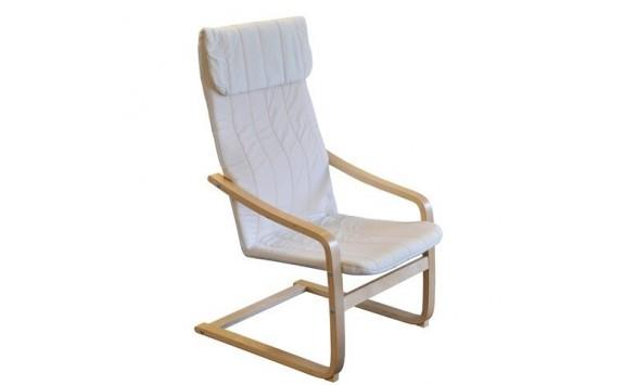 Relaxační pohupovací křeslo IAK50, béžové