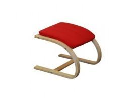 Dětská židlička Pupi – modrá N218-NATUR