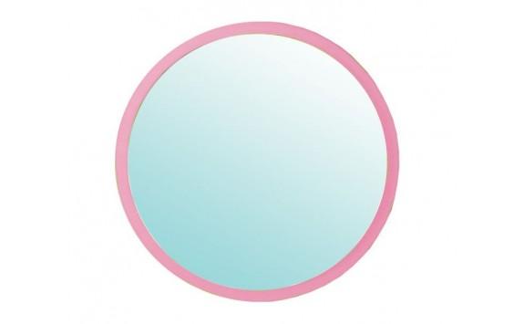 Zrcadlo CR126, růžová