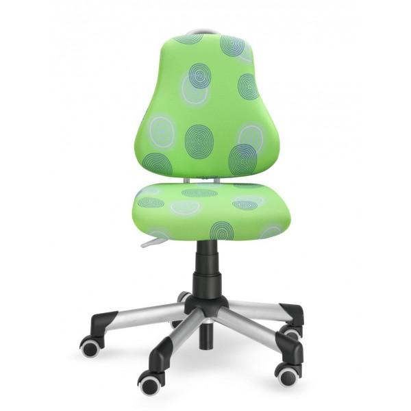 Dětská rostoucí židle ActiKid 2428 se vzorem - zelená 26093