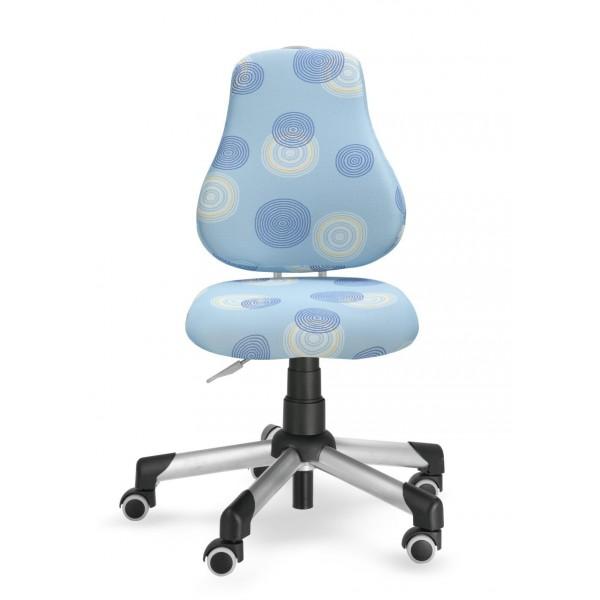 Dětská rostoucí židle ActiKid 2428 se vzorem - modrá 26092