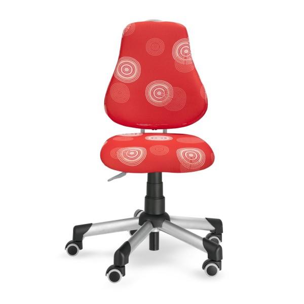 Dětská rostoucí židle ActiKid 2428 se vzorem červená 26091