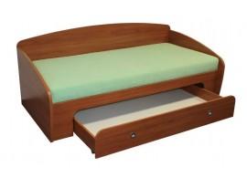Dětská postel s úložným prostorem 90x200 ESPAŇA