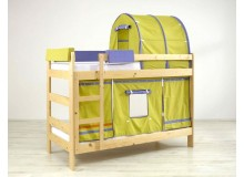 Poschoďová postel TAŤKA s roštem K52/ZM-PEDRO