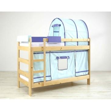 Poschoďová postel TAŤKA s roštem K52/SZM-PEDRO