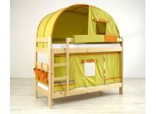 Poschoďová postel z masivu TAŤKA K52/ZO-PEDRO