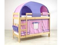 Poschoďová postel pro 2 děti TAŤKA K52/ZM-PEDRO
