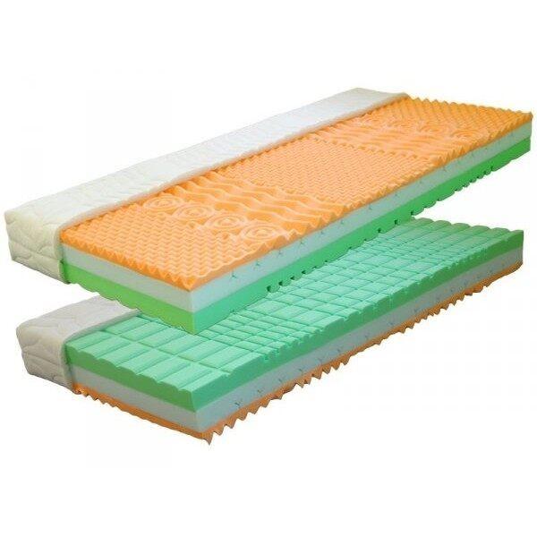 Matrace CAPRI 140x200 z líné pěny + studené BIO pěny