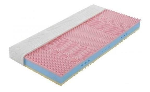 Zdravotní matrace CALIPO 90x210 - líná pěna