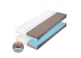 Zdravotní matrace NORA 90x210 1+1 zdarma