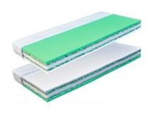 Matrace 1+1 zdarma HEUREKA 90x210 cm, sendvičová