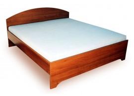 Manželská postel - dvoulůžko BEN 160x200, 180x200