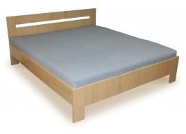 Manželská postel - dvoulůžko LINDA 160x200, 180x200