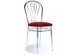 Kuchyňská židle Venus, chrom