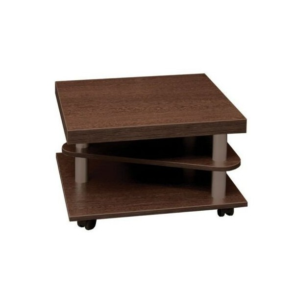 Konferenční stolek 60x60 - KR208, lamino