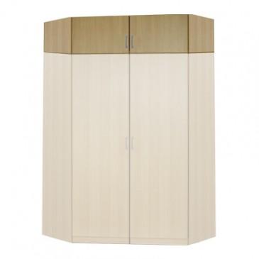 Rohový nástavec šatní skříně IA11555, buk