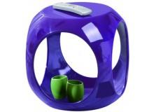 Moderní konferenční stolek IA030, fialový