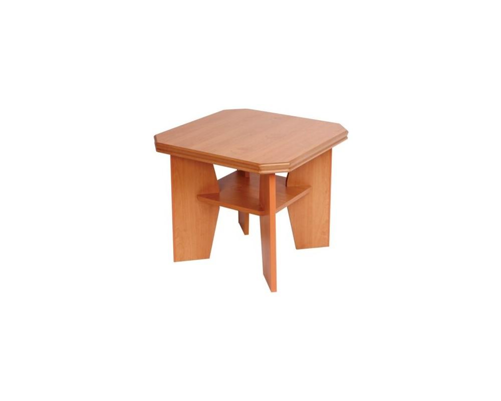 Konferenční stolek 62x62 - KR04, lamino