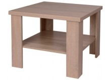 Konferenční stolek 70x70 - KR133, lamino