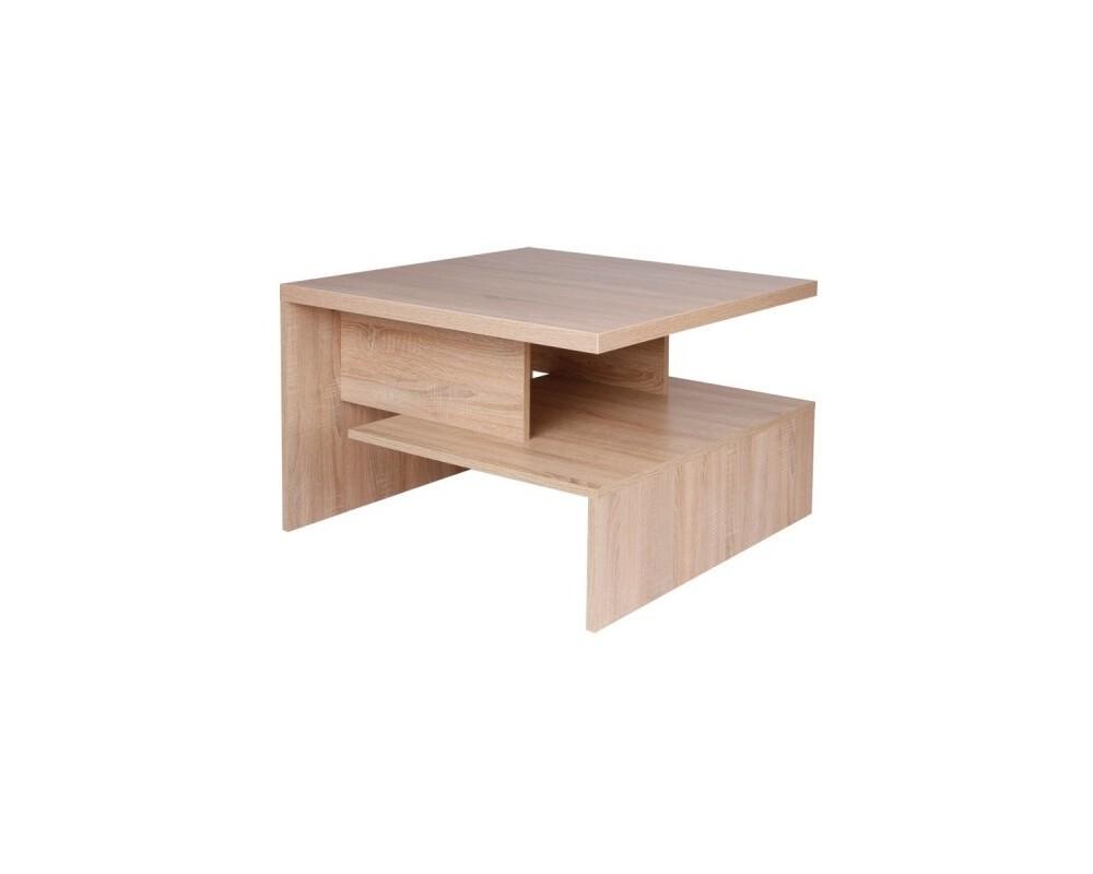 Konferenční stolek 80x80, KR130, lamino