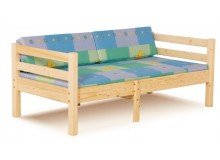 Dětská rostoucí postel s matrací D903-Domino