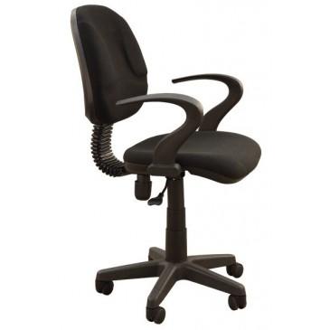 Židle k psacímu stolu IAK11, černá