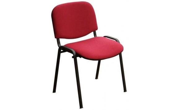 Kancelářská židle IAK28, červená