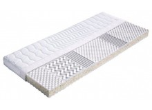 Zdravotní sendvičová matrace NEAPOL 85x190, PUR pěna