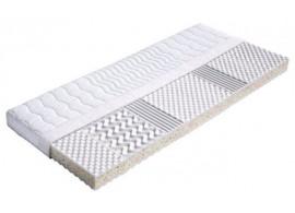 Zdravotní sendvičová matrace NEAPOL 80x195, PUR pěna