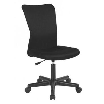 Otočná židle IAK64, černá