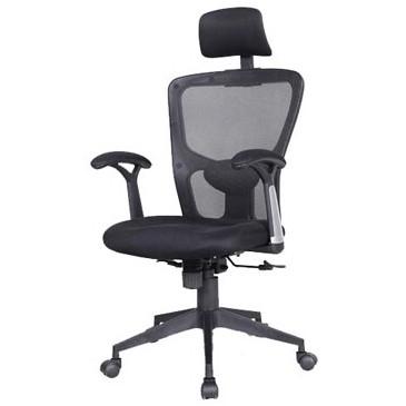 Kancelářské křeslo IAK104, černá