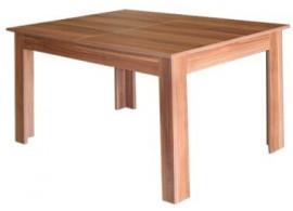 Jídelní stůl z lamina IA61605, 138x80, lamino ořech