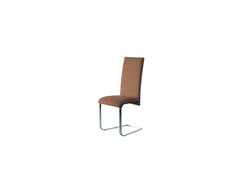 Jídelní židle do kuchyně IA3044, kávová